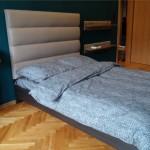 Łóżko Sypialniane Pod wymiar