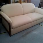 Klasyczny zestaw meblowy Kanapa 3os + 2 Fotele