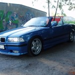 Bmw e36 cabrio - renowacja siedzeń